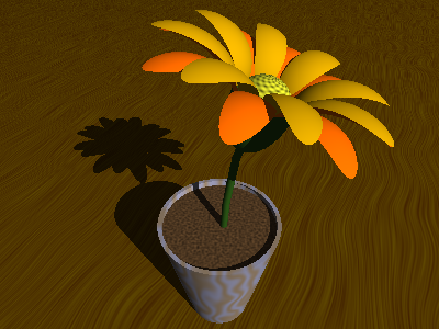 Flower image rendered by Javascript Raytracer (135,913 bytes)